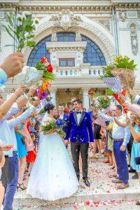 cununie civila mireasa nunta